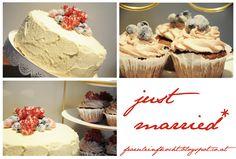 Meine Torte für meine standesamtliche Hochzeit... Desserts, Food, Civil Wedding, Pies, Tailgate Desserts, Deserts, Essen, Postres, Dessert