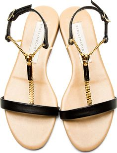 Stella McCartney Flat, comfortable sandals summer must