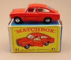 Matchbox-Volkswagen 1600