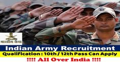 Indian Army InvitesOnline Applications from, those people satisfying certain pre define requirements for filling current job for the Post of 90 10+2 Technical Entry Scheme Course– 38 Vacancies. Interested applicants need not get worried as associated details regarding the Indian Army Recruitment 2017 – 2018 is provided and explain here. Interested aspirants people can get …