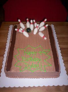Resultado de imagen de bowling cakes