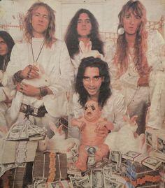 The Alice Cooper Group Billion Dollar Babies 1973