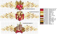 Gallery.ru / Photo # 35 - Scheme 1 sheet - irinika cross stitch