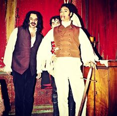 'What We Do in the Shadows', A Horror Mockumentary Film About Dysfunctional Vampire Roommates
