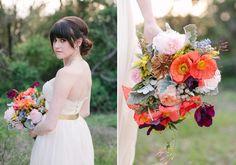 Sarah Seven bridal shoot