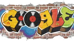 Google Doodle Celebrating the 44th Anniversary of the birth of hip hop  8/11/17