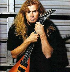 Megadeth - Dave Mustaine