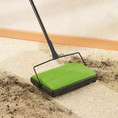Wenko Carpet Sweeper - Green - Wenko - Ethical Superstore
