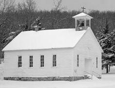 West Richwoods Church & School - Stone County