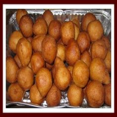 Cameroon food puff puff  'Puff-puff' is a popular Cameroon food eaten during breakfast or in the evenings. But it can also be eaten at any time of the day with a 'beans sauce or pepper sauce. Puff-puff is made from flour