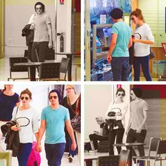 lou and el in nice, france today! i want a romantic getaway with louis tomlinson. Louis And Eleanor, A Moment To Remember, Larry Shippers, Niall And Harry, Eleanor Calder, Louis Williams, One Direction Pictures, James Horan, Romantic Getaway