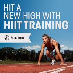Hit a New High with HIIT Training! *Workout in as little as 4 minutes!* | bulubox.com