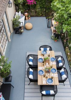 How to Decorate Your Outdoor Space (with all Target) - Emily Henderson