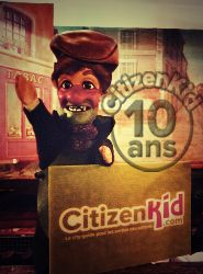 #citizenkid | Rencontre exceptionnelle avec Guignol