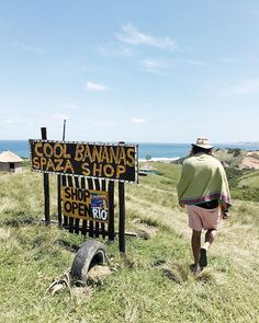 A sunny day in the in Transkei ☀️ Africa Travel, South Africa, Rio, Cool Stuff