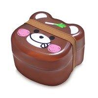 Bento Box,Bear ~ Caja para alimento ~ diseño oso