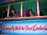Mystic Krewe of Nyx 2012  Street Kardashians on the street car