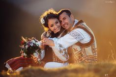 Romanian Wedding, Ethnic Diversity, Engagement Shoots, Traditional Outfits, Pagan, Photoshoot, Costumes, Couple Photos, Model