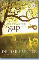 Sweetwater Gap by Denise Hunter    Josie Mitchell's sister Laurel thinks she's come home to pitch in with the apple harvest and save the family orchard. The orchard's new manager Grady Mackenzie just thinks she's trouble with a capital T. They're both right . . . and wrong. Because no one really knows what drove Josie from home in the first place.  And nobody, not even Josie, is prepared for the surprising new fruit she'll find on her last trip home. #Christian Fiction