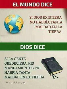 Devocional 28/05/2017. El mundo critica a Dios y no ve que es el mismo hombre quien desobedece y destruye todo lo que Dios estableció para su felicidad.