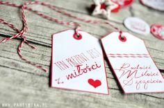 Przywieszki do prezentów świątecznych - partymika Gift Wrapping, Christmas, Gifts, Gift Wrapping Paper, Xmas, Presents, Wrapping Gifts, Navidad, Noel