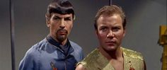 Tribbles' Kirk Mirror Spock Join One:12 Line   Mezco Toyz continues to up the…
