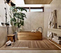 Home Interior Bedroom                                       @ Former Beach Motel in Malibu Is Reborn as the Japanese-Inspired Nobu Ryokan