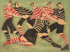 View Rugby by William Greengrass on artnet. Browse upcoming and past auction lots by William Greengrass. Linocut Prints, Art Prints, Auckland Art Gallery, European Paintings, Art Graphique, Large Art, Graphic Design Illustration, Wood Print, Vintage Posters