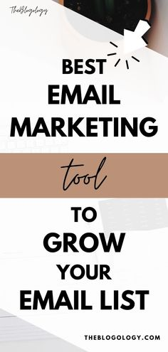 #afflink Want to build your email list? In that case, you'll need an email marketing provider. ConvertKit is the best email marketing tool to grow your email list. via @theblogology