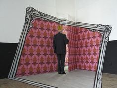 Ella and Pitr's Playful Optical Illusions - Neatorama