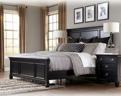 Ashley Furniture Greensburg Bed King Size
