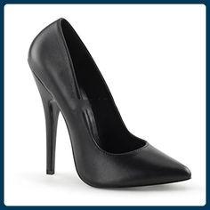Pleaser Domina-420 - Sexy extreme Fetisch Pumps High Heels 35-48 57a1b64023