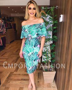 COLEÇÃO VERÃO Amanhã muitas NOVIDADES na loja das 10 às 15h. ❤️ . Vestido: 339,90; Tamanhos: P, M e G. ❌Não fazemos RESERVAS. . #newcollection #newsemporio #lookemporiofashion #modafeminina #vendasonline #lojavarejo #fashion #style #instafashion #instamoda #lancamento #colecaonova Casual Dresses, Fashion Dresses, Summer Dresses, Pin It, Tropical Dress, Classy Outfits, Chic, Lady, Womens Fashion