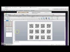 Creating audio QR codes for playing music in the classroom