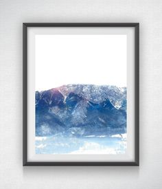 Tatry Mountain  Variation 1 by AustinGFarmer on Etsy