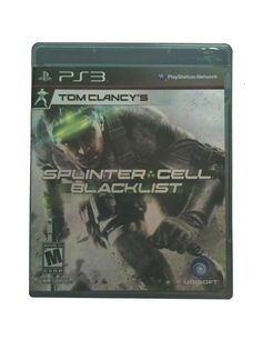 Tom Clancy's Splinter Cell: Blacklist  (Sony Playstation 3, 2013)