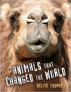 Animals That Changed the World: Keltie Thomas. Lots of short cause and effect texts. Different Types Of Animals, Main Library, Library Ideas, Comprehension Activities, County Library, Mentor Texts, Animal Books, Cause And Effect, Teaching Reading