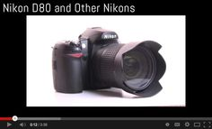Nikon D80 and Other Nikons