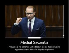 Mała Apokalipsa: Michał Szczerba