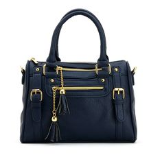 """Fancy Cross Shoulder Tote/Handbag! - Condition : 100% Brand New - Size : 7.9"""" x 3.9"""" x 10.6"""" - Color : Various - Quantity : 1 pc - Material : Synthetic Leather Enjoy Free Shipping on Us. Please allow"""
