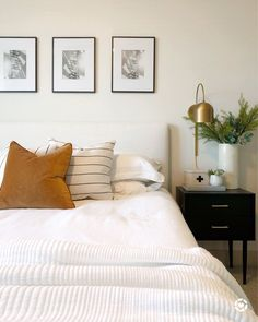 37 Unique Small Guest Bedroom Designs Ideas To Make Them Like At Own Home Decor, Apartment Living, Spare Bedroom, Home, Bedroom Makeover, Home Bedroom, Small Guest Bedroom, Cheap Home Decor, Apartment Decor