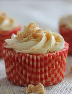Russian Fudge Cupcakes