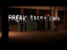 """Lyric video for """"Break Every Chain"""" by The Digital Age on RTV 