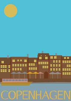 Just added a new Special Edition poster to the collection - Copenhagen Night http://shop.pawsfabrik.dk/copenhagennight.php