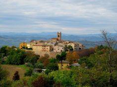 Montefabbri, Le Marche, Italy