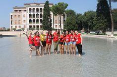 Giornata easy in quel di Verona #incampo — con Francy Ciury Turra