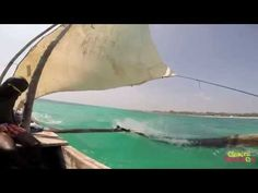 chillax: dhow (sailing in the Indian Ocean) - YouTube