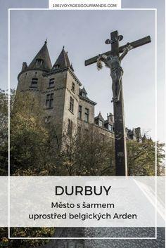 Durbuy: romantické městečko v belgických Ardenách