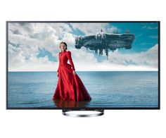"""55"""" Class (54.6"""" diag) XBR 4K Ultra HD TV - XBR55X850A Review 