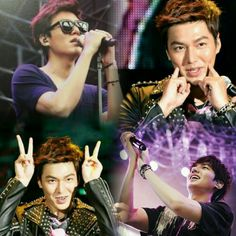 Be Your Own Kind Of Rockstar 😎🎙 #LeeMinHo #Rockstar